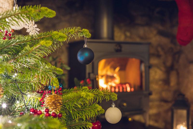 Glamping for Christmas