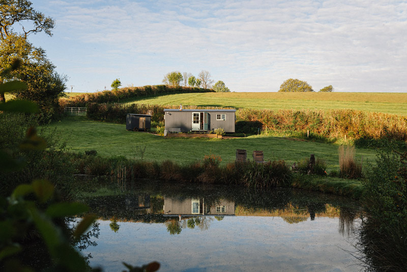 Glamping for October half term