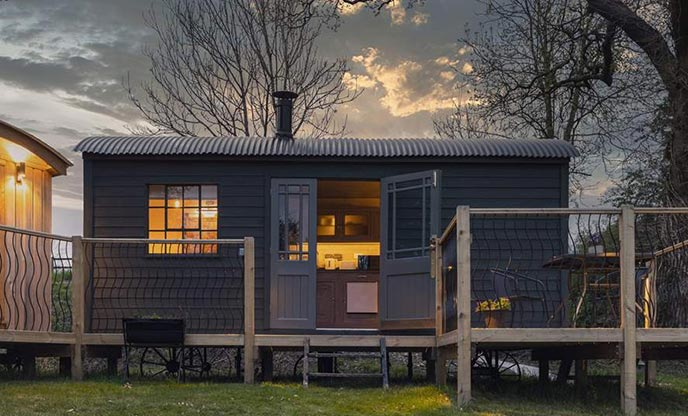 The most romantic glamping hideaways for couples
