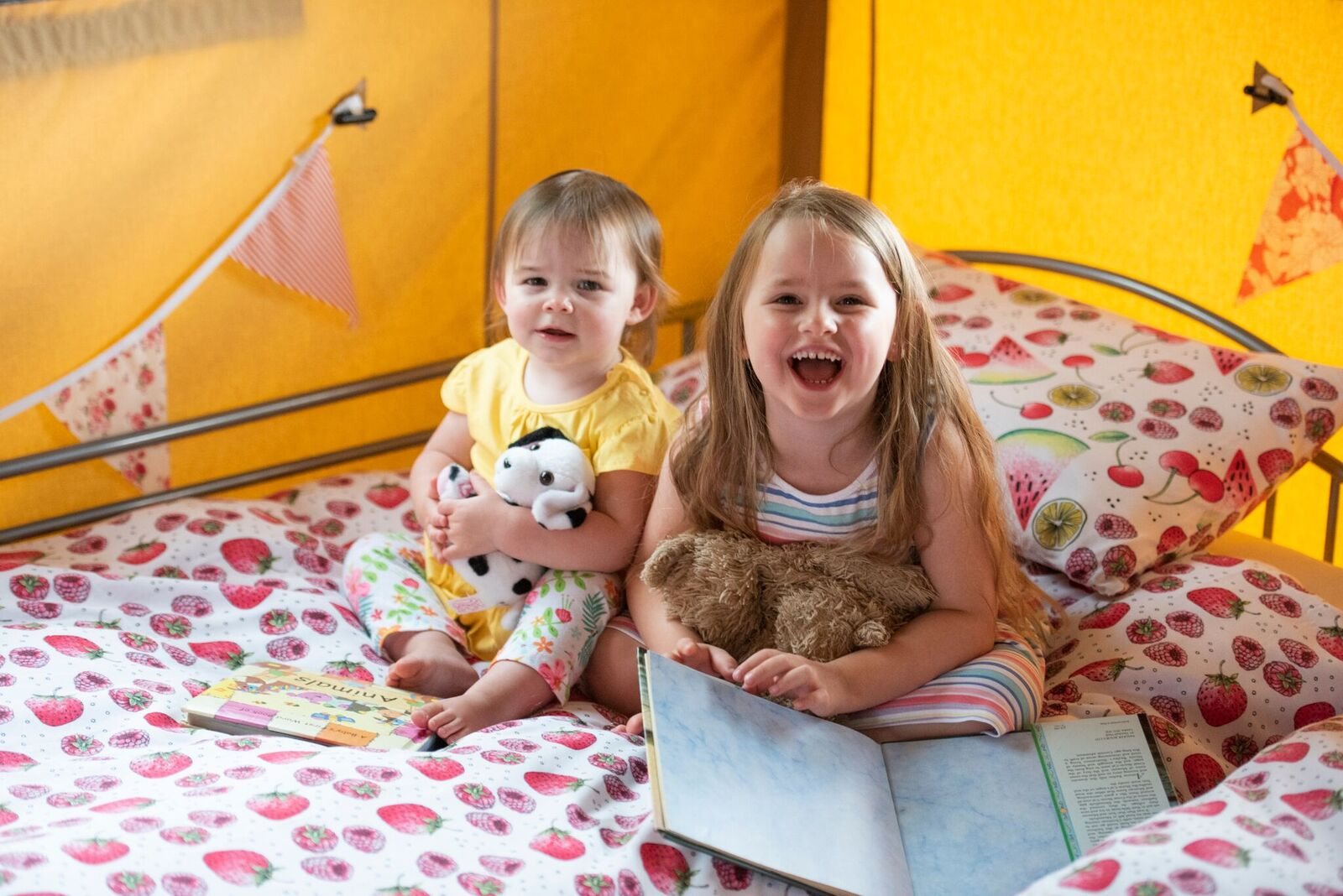 The best family glamping sites in Cornwall
