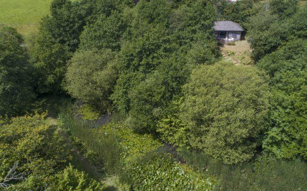 Hideaway cabin in Devon