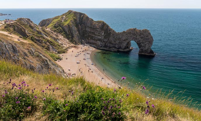 A guide to exploring the Jurassic Coast, Dorset