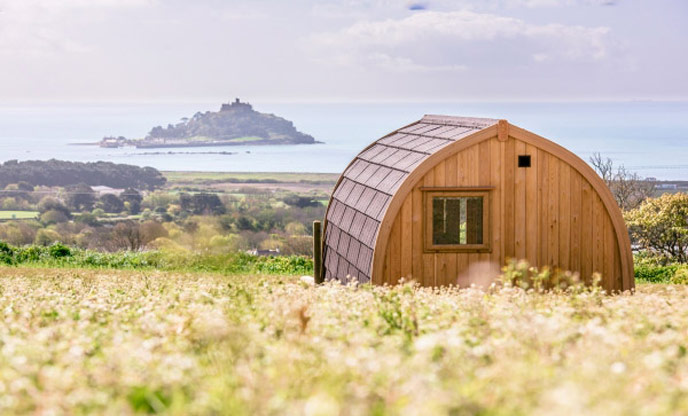 Mounts Bay Meadow Glamping