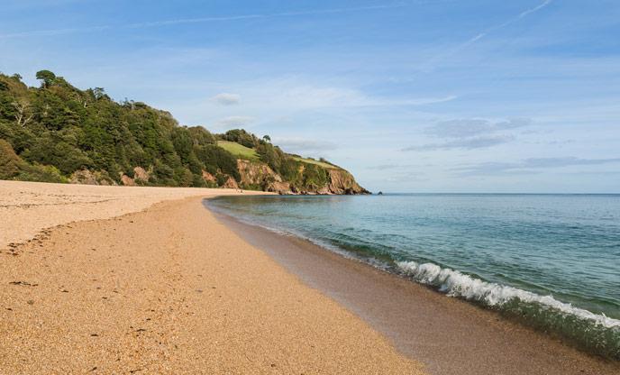 The best sandy beaches in Devon