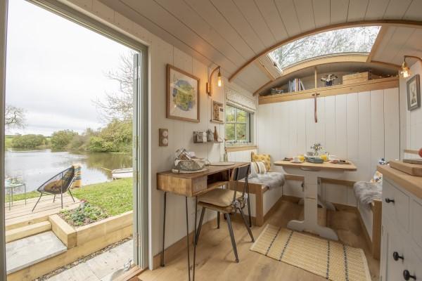 A Blackdown Shepherd's Hut