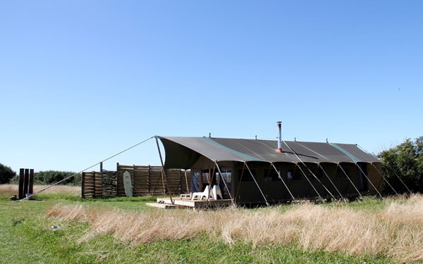 Classic Glamping: look how much we've grown!